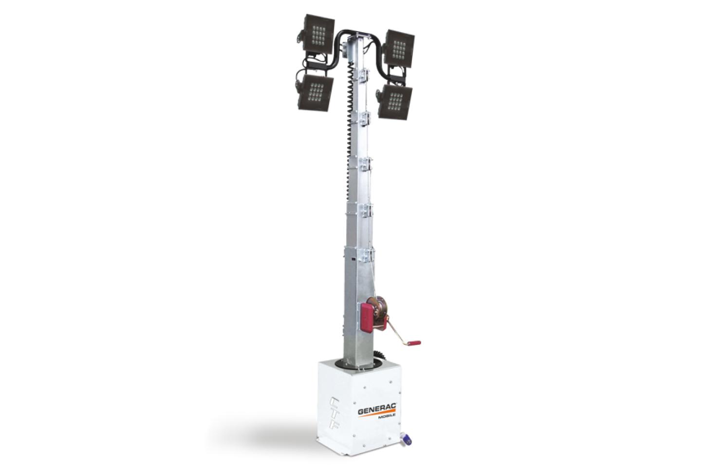 GENERAC MOBILE CTF 5 Электрическая осветительная мачта