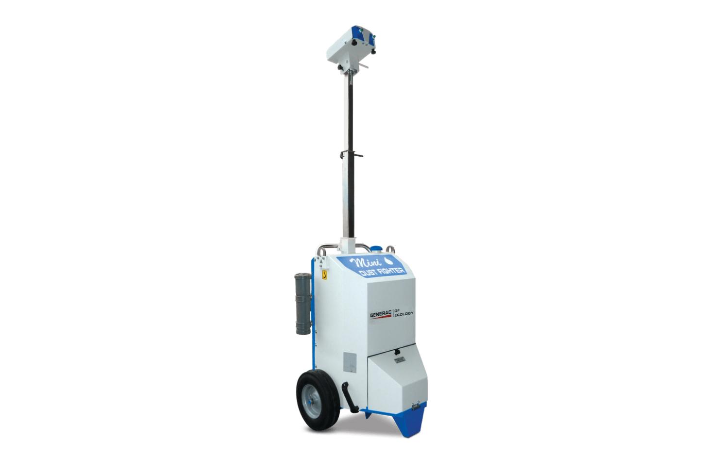 DF Mini Generac Mobile Портативная установка подавления пыли