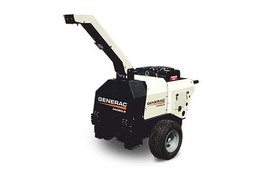 PowerJet Generac Mobile Установка подавления пыли
