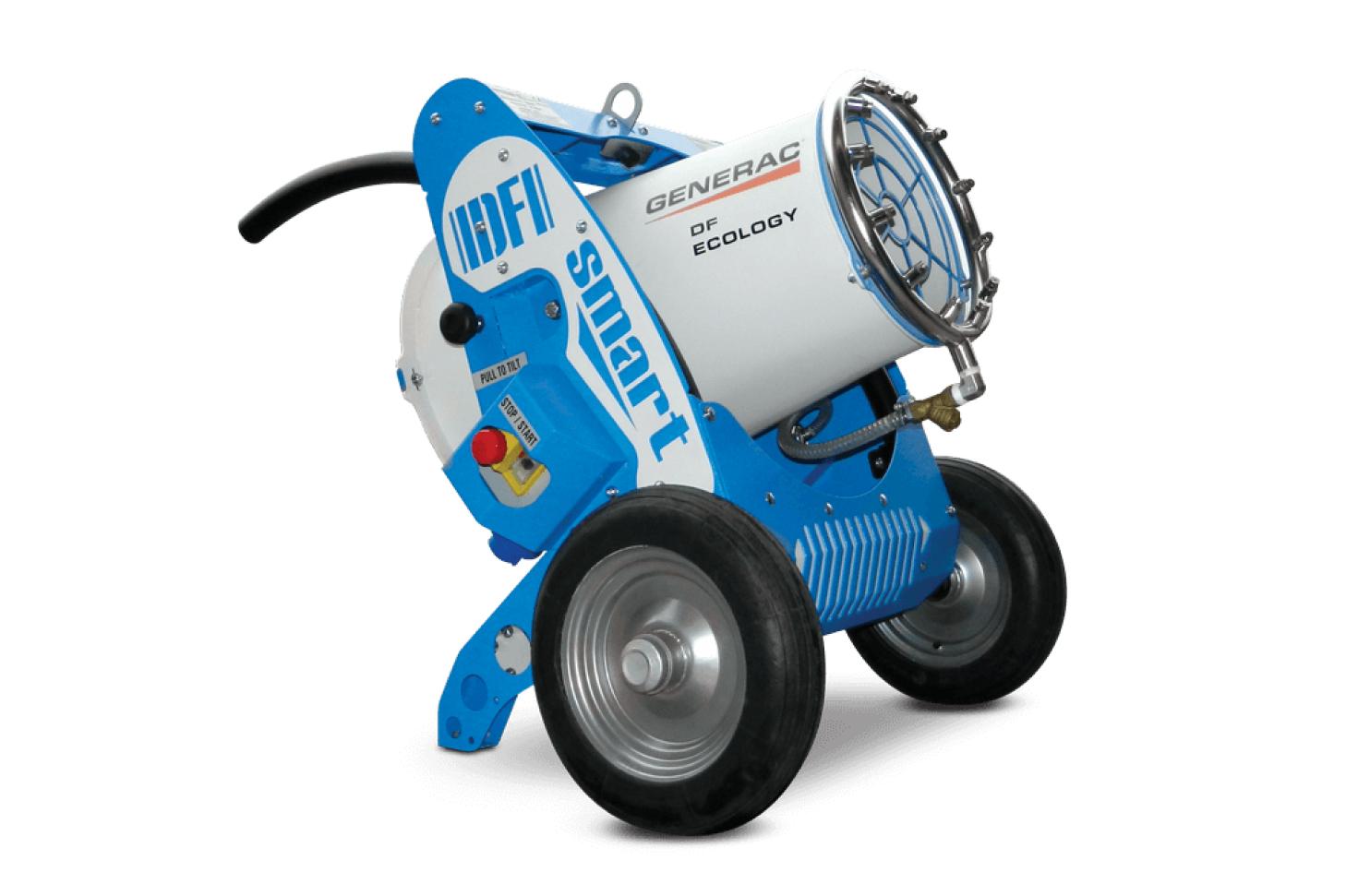 DF Smart Generac Mobile Портативная установка подавления пыли