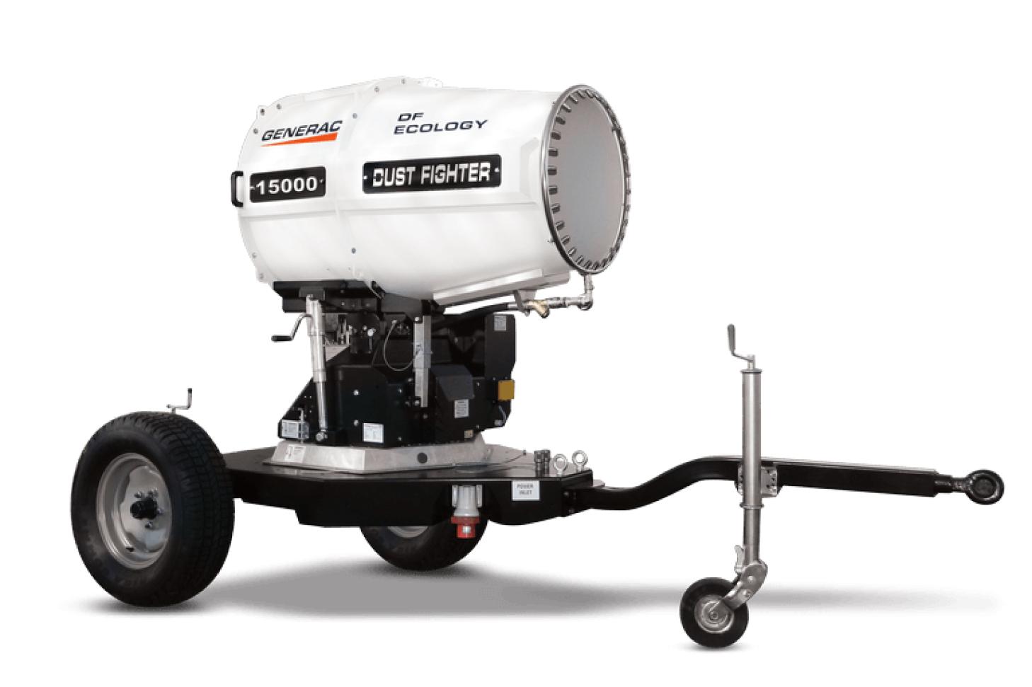 DF 15000 Generac Mobile Установка подавления пыли