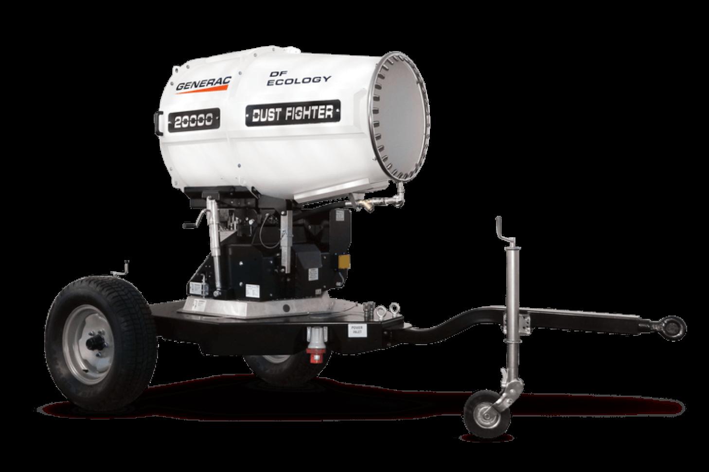 DF 20000 Generac Mobile Установка подавления пыли