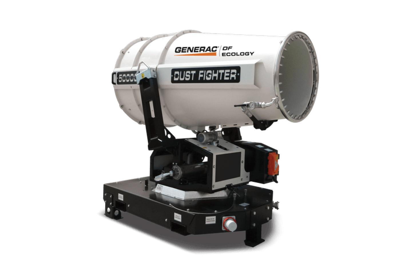 DF 50000 Generac Mobile Установка подавления пыли