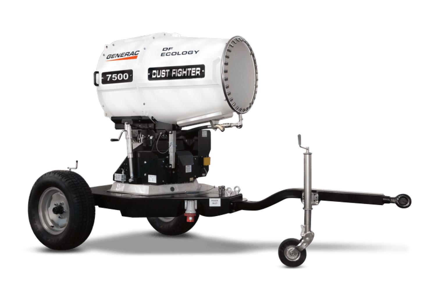 DF 7500 Generac Mobile Установка подавления пыли