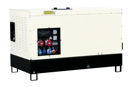 GMB-10P Generac Mobile Генератор базовый дизельный