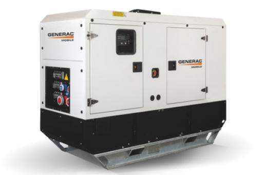 GMM-65P/FS3 Generac Mobile Генератор модульный