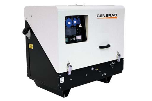 GMP-6000PS Generac Mobile Генератор