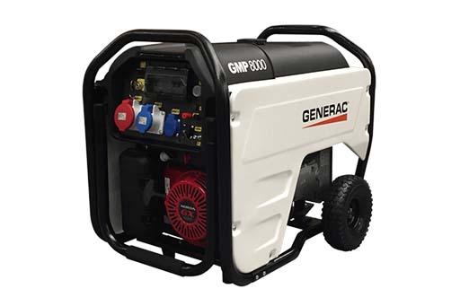 GMP-8000S Generac Mobile Генератор портативный