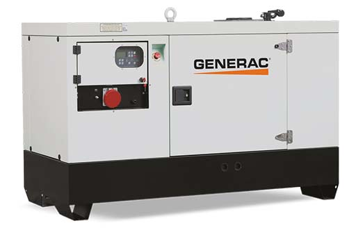 GMS-15P Generac Mobile Генератор трехфазный дизельный