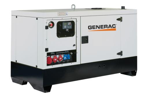 GMS-10Y Generac Mobile Генератор трехфазный дизельный