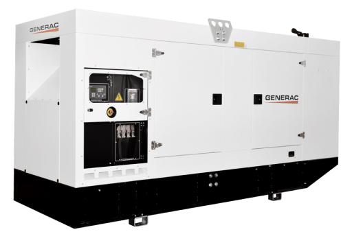 GMS-150P Generac Mobile Генератор трехфазный дизельный