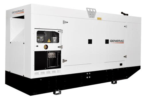 GMS-165P Generac Mobile Генератор трехфазный дизельный