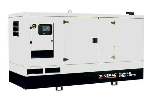 GMS-330V Generac Mobile Генератор трехфазный дизельный