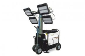 GENERAC MOBILE MT2 Дизельная осветительная мачта