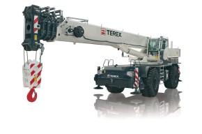 TRT-90 Вездеходный кран