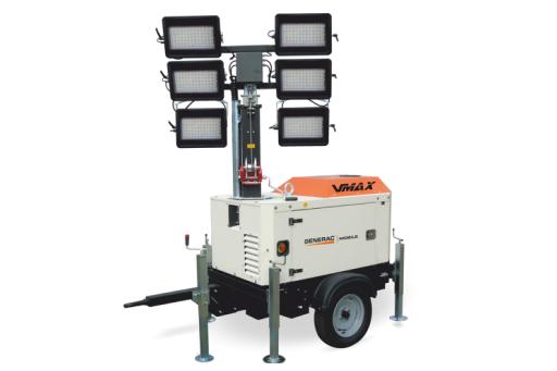 GENERAC MOBILE VMAX Дизельная осветительная мачта