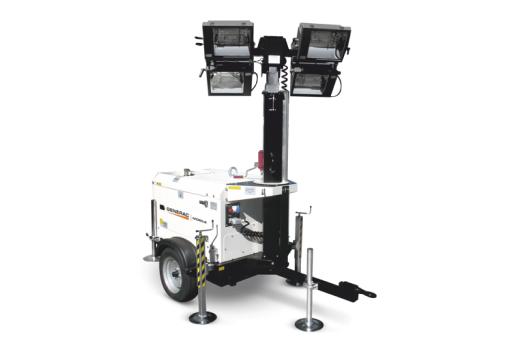 GENERAC MOBILE VT8 Дизельная осветительная мачта