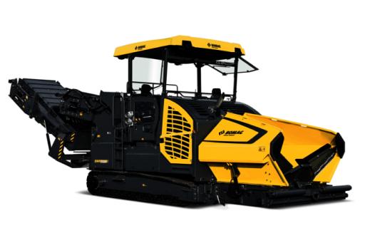 BMF 2500 S Питатель с технологией FLEXMIX