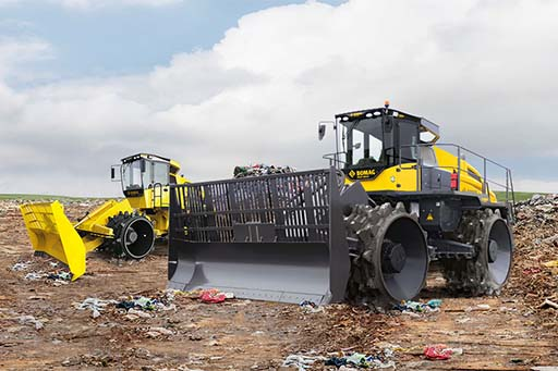 Уплотнители мусора