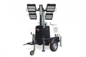 GENERAC MOBILE IQ20 Дизельная осветительная мачта