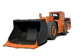 Komatsu LT-650 Погрузочно-доставочная машина для твердых пород